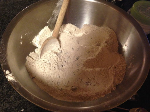 Bread mixture