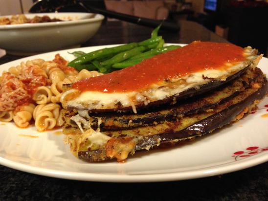 eggplant parm cover
